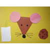 if you give a mouse a cookie artwork