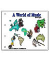A world of music emergent reader
