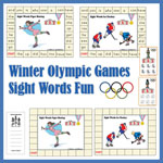 Olympic Games Learning Games