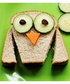 Owl snack idea