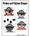 Pirates and Eye Patches Shapes folder game