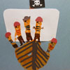 Pirates story time craft, activities, games