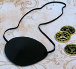 pirate eye patch craft