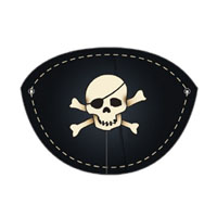 Pirate Eey-Patch Printable