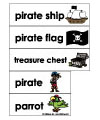 pirates word wall