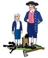 George Washington activities and crafts