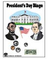 President's Day bingo game