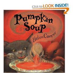 Pumpkin Soup book