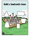 Build a Sandcastle Game