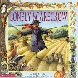 Scarecrow picture book