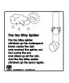 Itsy Bitsy Spider Free Printable - Welcome