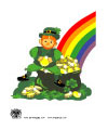 st. patrick's day crafts and rhymes