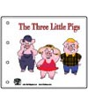 the three little pigs story booklets