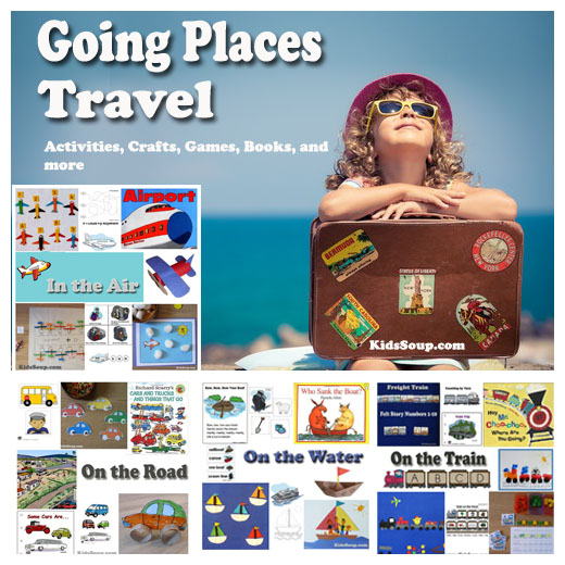 Going Places Travel activities