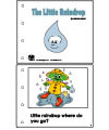 The little raindrop story booklet