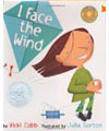 I face the wind book