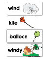 Wind / Air word wall