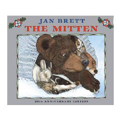 The mitten jan brett activities