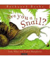 Are you a snail? Book