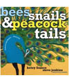 Bees and Snails shape book