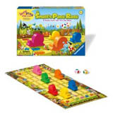 Snail Race Board Game