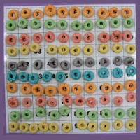 100 cheerios activity and game for preschool and kindergarten