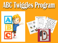 ABC Twiggles curriculum for preschool and kindergarten