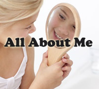 All About Me preschool and kindergarten themes and activities