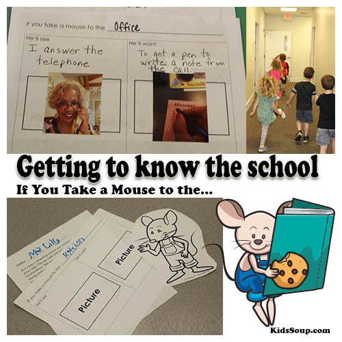back to school with the mouse activities for preschool and kindergarten