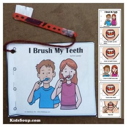 Good Teeth Bad Teeth Craft