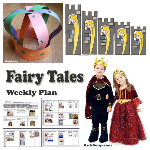 Once Upon A Time Fairy Tales Activities And Lessons
