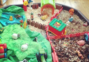 Farm Animal Preschool Activities And Printables Kidssoup