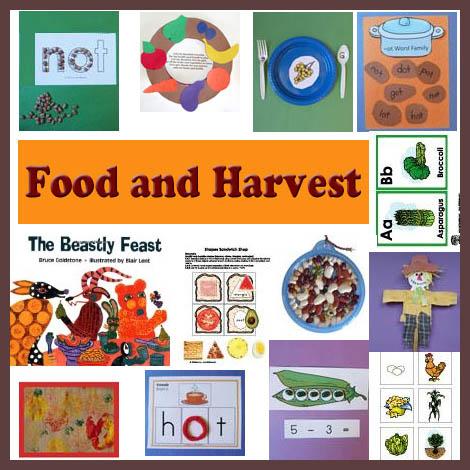 Harvest Craft Activities Ks