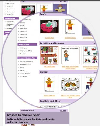 Preschool KidsSoup Resource Library