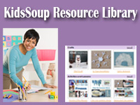 KidsSoup Resource Library Membership for preschool and kindergarten teachers