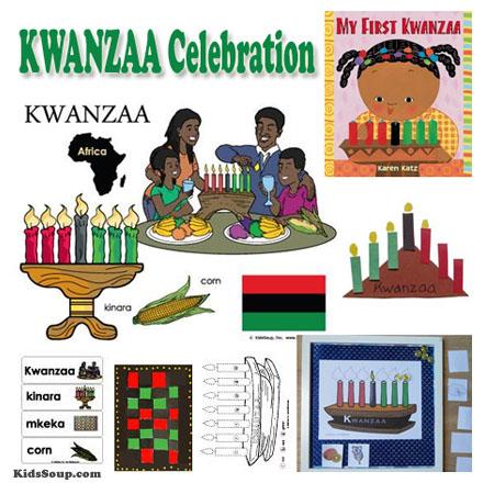 Kwanzaa Celebration in the Classroom Activities