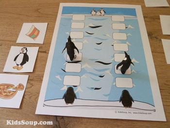 Pinguinspiel