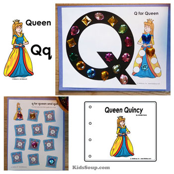 Letters of the alphabet activities and printables for preschool