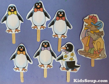 Story Time Tacky the Penguin KidsSoup