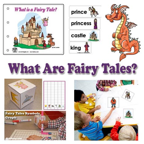 Once Upon a Time Fairy Tales Activities and Lessons – Fairy Tale Lesson Plans