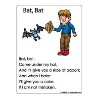 Nursery Rhymes printables and activities for preschool kindergarten