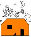 preschool and kindergarten witch fine motor skill activity printable