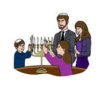 Preschool Hanukkah activities, lessons, games, and crafts
