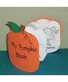preschool and kindergarten my pumpkin book craft and printable