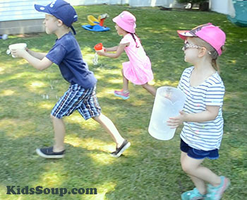 Kids Olympic Games Ideas Outdoors