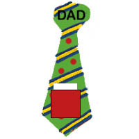 Father's Day Gift Idea for preschool and kindergarten