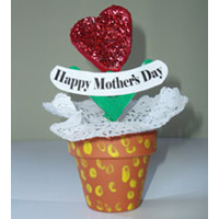 Mother's Day Craft and Activity