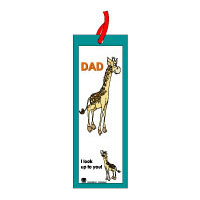 Father's Day Bookmark Craft