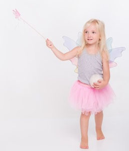 Fairy dance circle time activity preschool