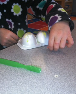 Tooth Brushing Sensory Activity Kidssoup